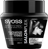 SYOSS - Mascarilla Salon Plex - Tratamiento de Reparación Intenso - 2 uds de 300ml