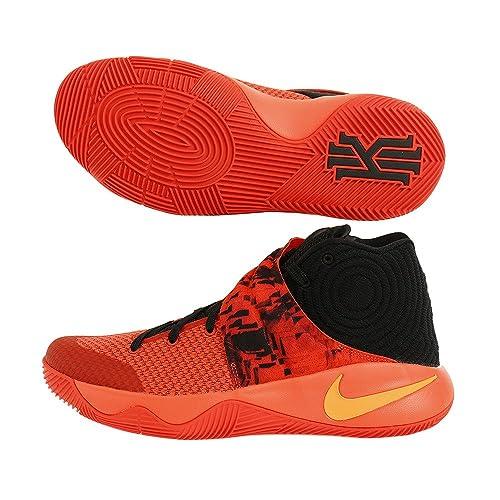 promo code 81847 64689 Nike Men's Kyrie 2 EP, Inferno-Bright Crimson/Atomic Orange-Black ...