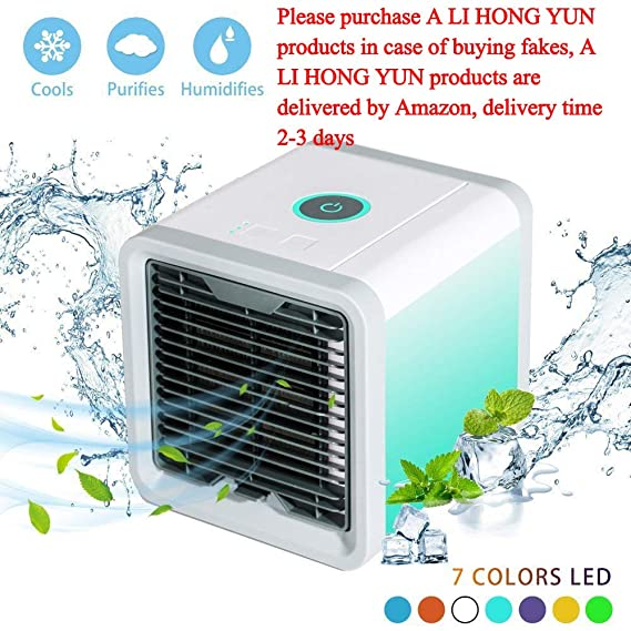 Nifogo Arctic Air Air Cooler, Mobile Klimageräte Ventilator, Air ...