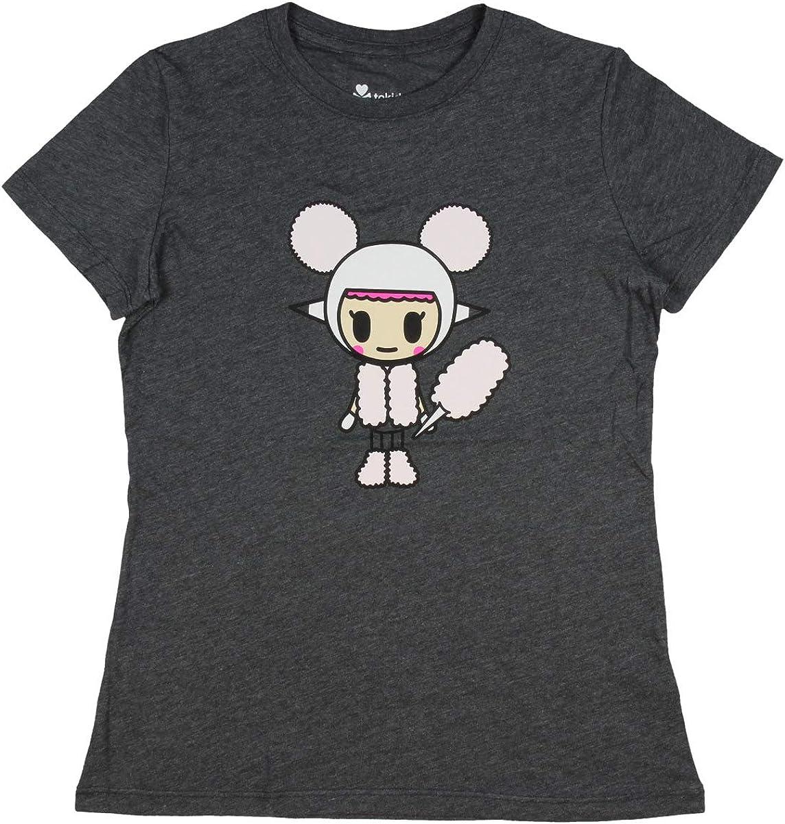 Tokidoki Womens Sugarina Tee T-Shirt