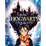 HOGWARTS COLORING BOOK: Having Fun And Enjoy Life With Many Impressive Images About Hogwarts.