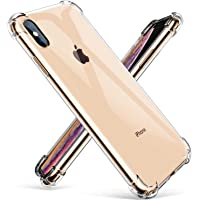 GVIEWIN Crystal Clear iPhone Xs Max Case