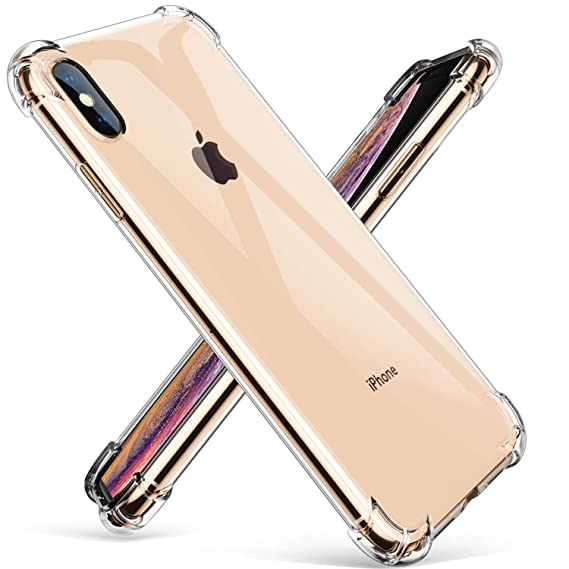 Amazon.com  GVIEWIN Crystal Clear iPhone Xs Max Case 949d57f8cc