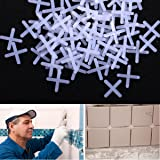 COSMOS 1/8 Inches Wide Tile Spacers for Spacing