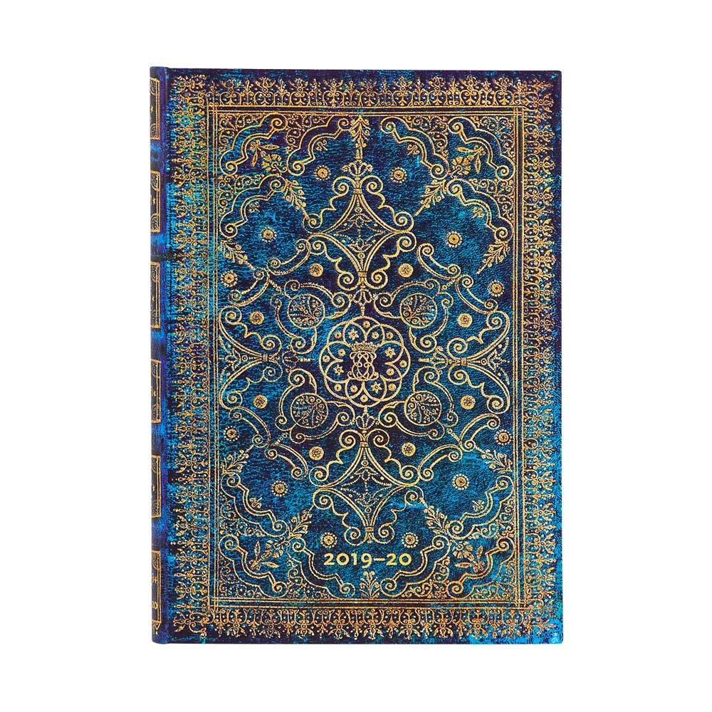 Paperblanks - Agendas de 13 meses 2019-2020, color azul ...