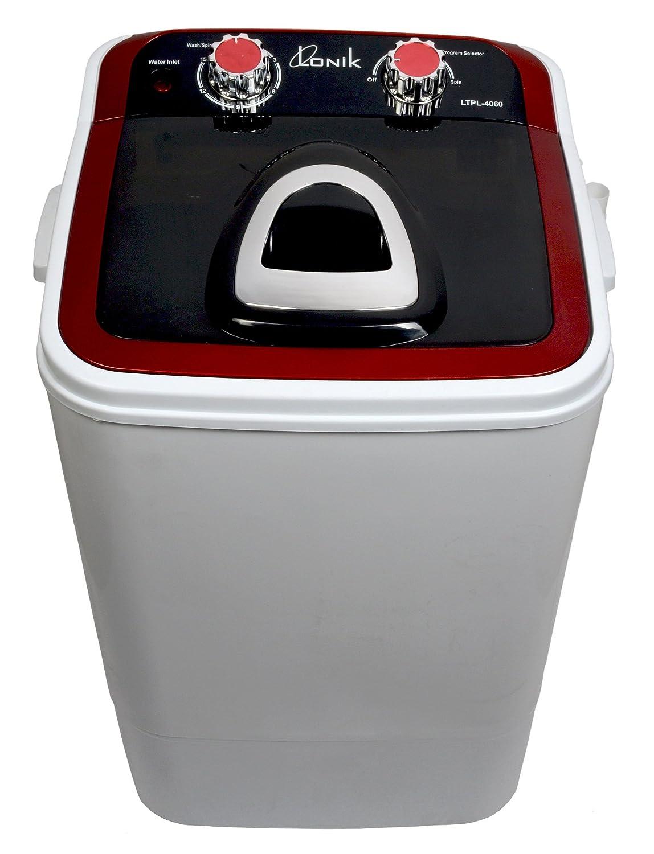 Miniature Washing Machine Lonik Ltpl4060 Portable Mini Washing Machine 46 Kg Wash 2 Kg