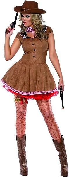 Traje de Neopreno para Mujer Fever Profesora Sexy Vaquero diseño ...
