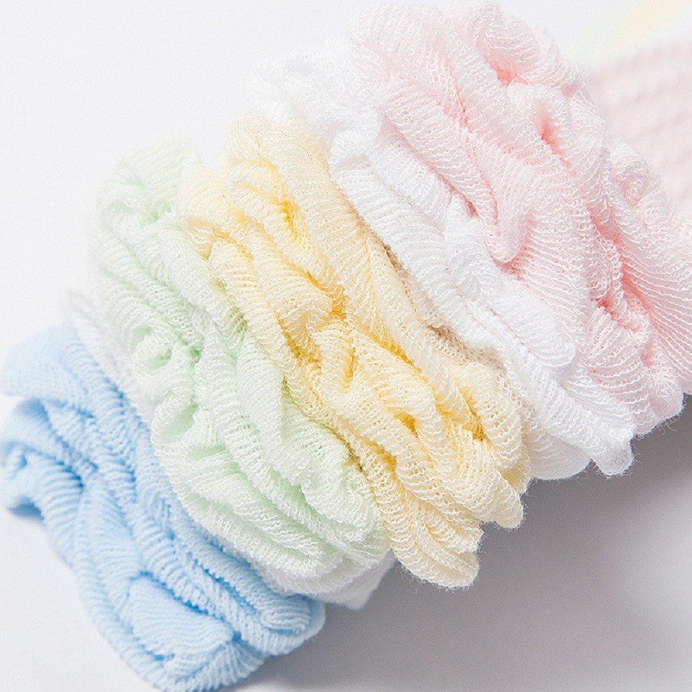 AMEIDD Calcetines de red de verano de beb/é Medias largas hasta la rodilla Calcetines para 0-3 a/ños de edad Calcetines largos de beb/é ni/ñas 6 pares