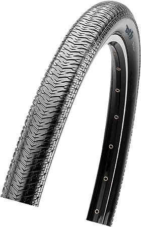 Maxxis DTH neumático de Bicicleta, Negro, 26 x 2.30 55/58 – 559 ...
