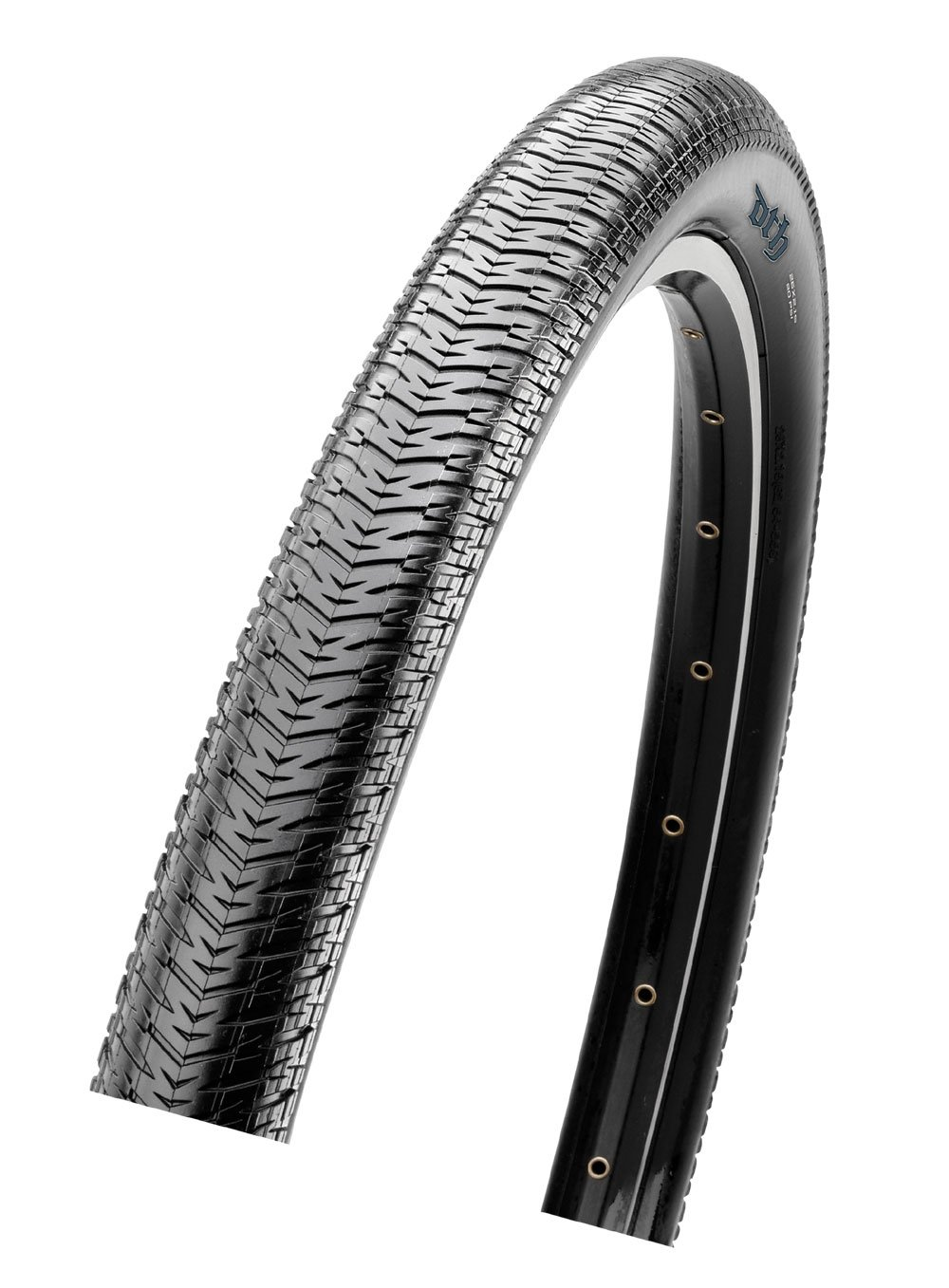 Maxxis Dth Folding Dual Compound Silkworm Tyre