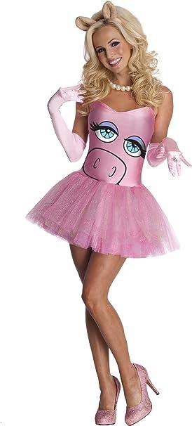 Amazon.com: The Muppets Secret Wishes Miss Piggy disfraces ...