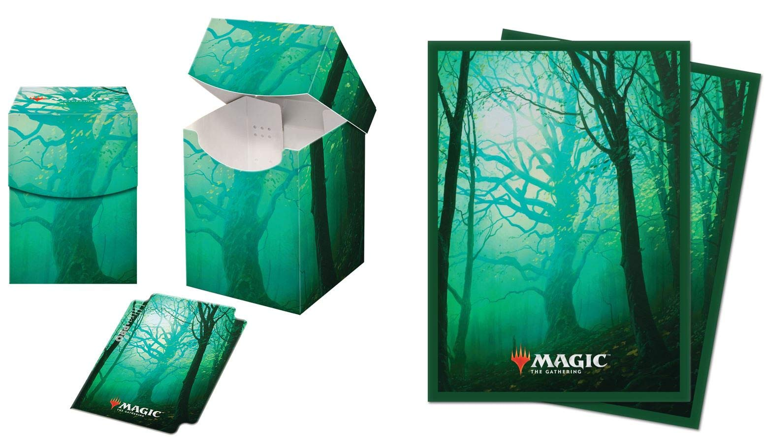 Ultra Pro Unstable Lands Avon Forest Pro 100+ Deck Box with 100 Sleeves by Ultra Pro