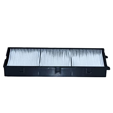 WEDN - Filtro de aire para proyector Panasonic ET-RFV400, PT ...