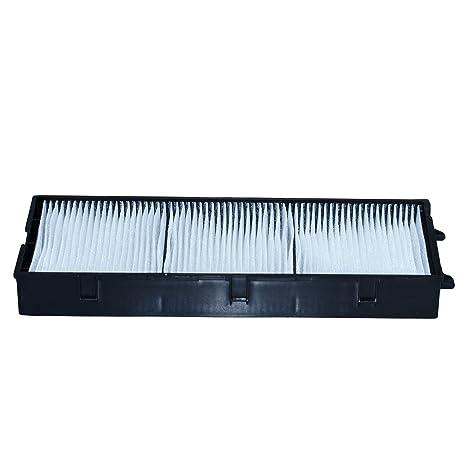 WEDN - Filtro de aire para proyector Panasonic ET-RFV400, PT-VW530 ...