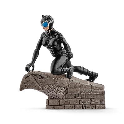 SCHLEICH Dc Comics Catwoman Action Figure: Schleich: Toys & Games