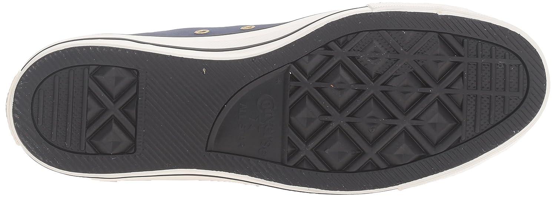 Converse Chuck Taylor All Star Leather/Corduroy Lo B01C824TEU 9 M US|Obsidian/Egret/Black