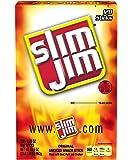 Slim Jim Smoked Snack Sticks, Original, .28 Ounce
