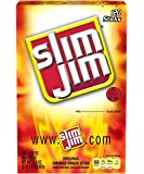 Slim Jim Snack-Sized Smoked Meat Stick, Original Flavor.28 Oz. (120 Count)