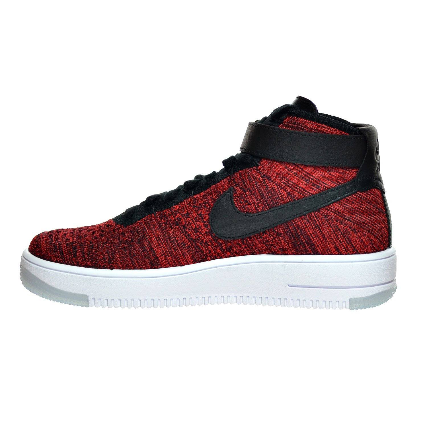 c0ba184b8ad9 Nike AF1 Ultra Flyknit Mid Men s Shoe University Red Black Team Red White  817420-600 (7.5 D(M) US)  Amazon.ca  Shoes   Handbags
