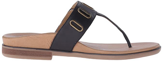 8312a5ba1078b2 Aetrex Women s Zara D-ring Thong Dress Sandal