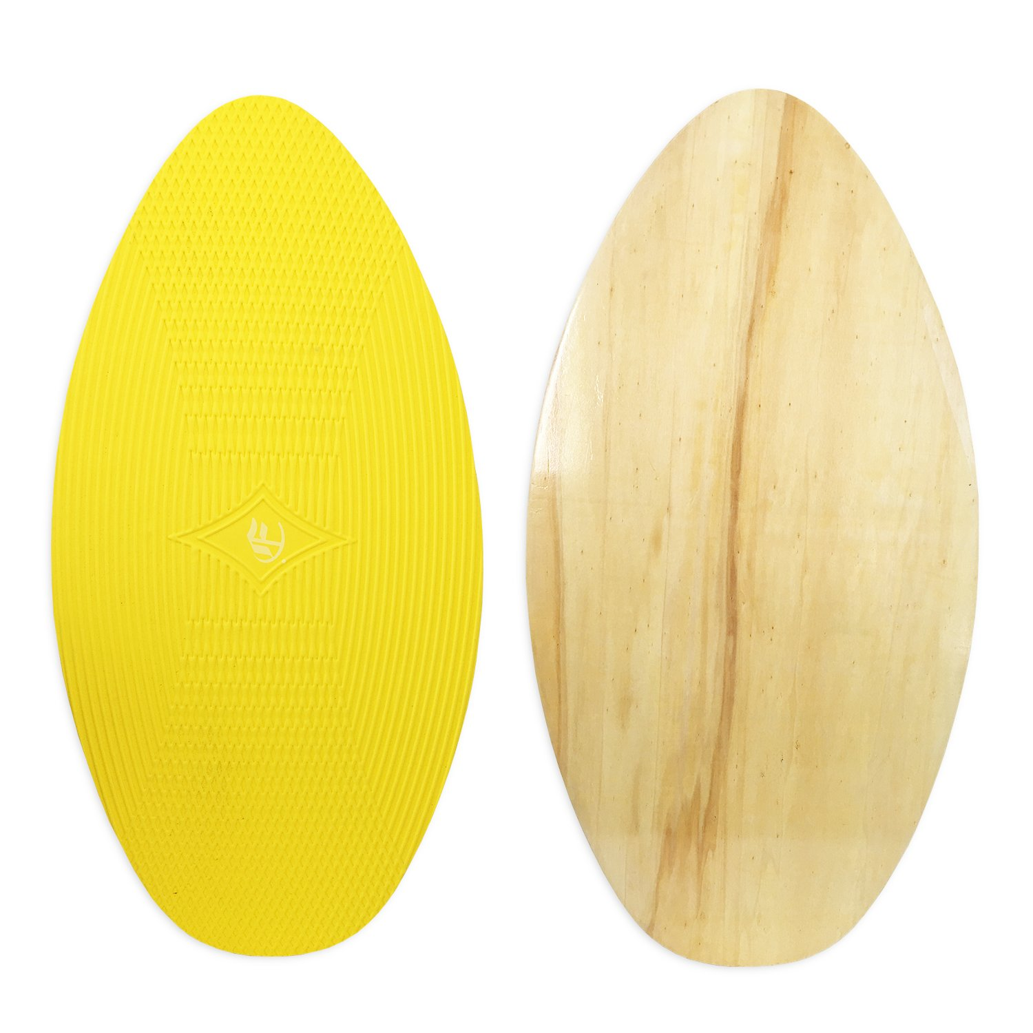 Empire Traction Skimboard 39 Inch Yellow