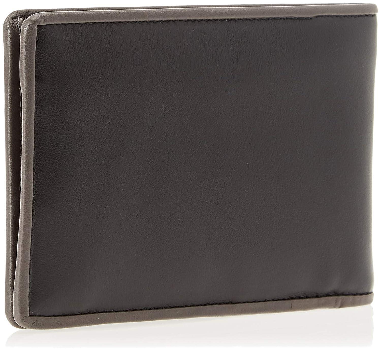 14x10x2 cm Cartera para Hombre Tommy Hilfiger Johnson CC and Coin Pocket B x H x T