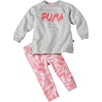 PUMA Baby MINICATS Girls AOP Set FL