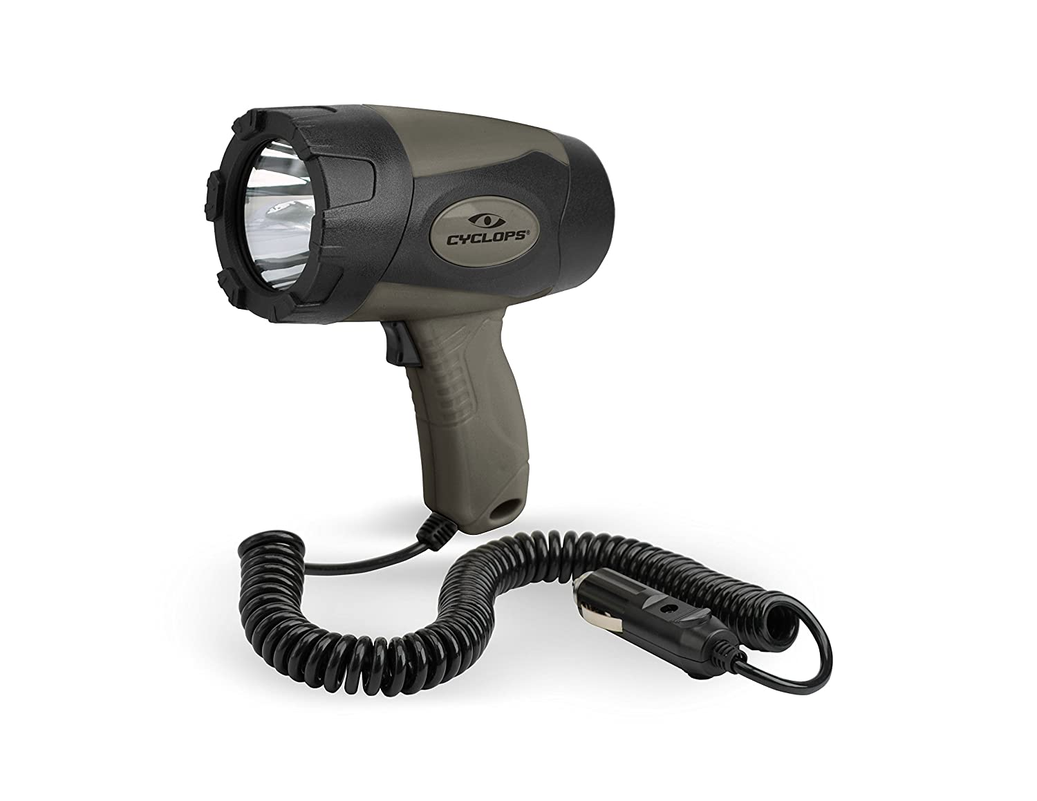 Cyclops CYC-5WS12V-TB 5-watt Led Direct 12-volt Spotlight, Tree Bark and Black