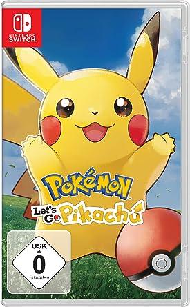 Pokémon: Lets Go, Pikachu!: Amazon.es: Videojuegos