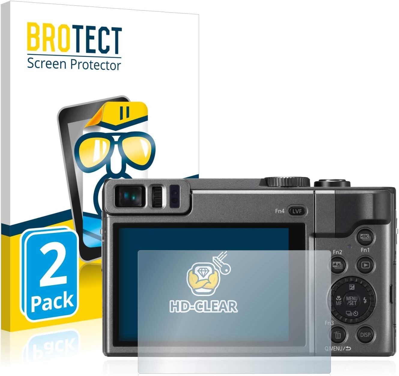 Brotect Schutzfolie Kompatibel Mit Panasonic Lumix Elektronik