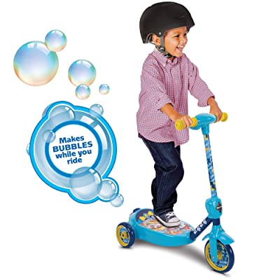 Pulse Nickelodeon Paw Patrol Safe Start Electric 3 Wheel Scooter: Toys & Games