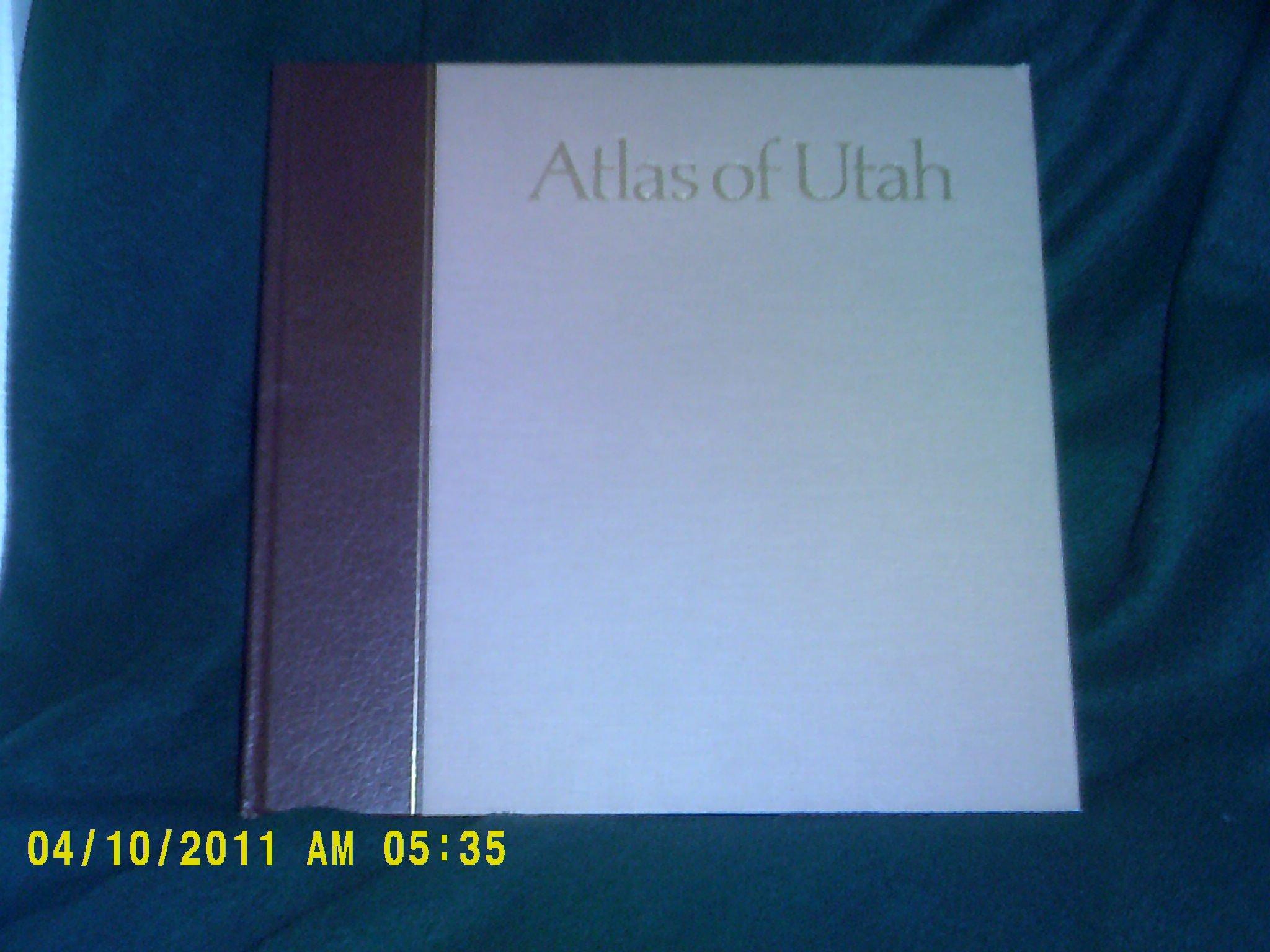 Atlas of Utah, Greer, Deon C.
