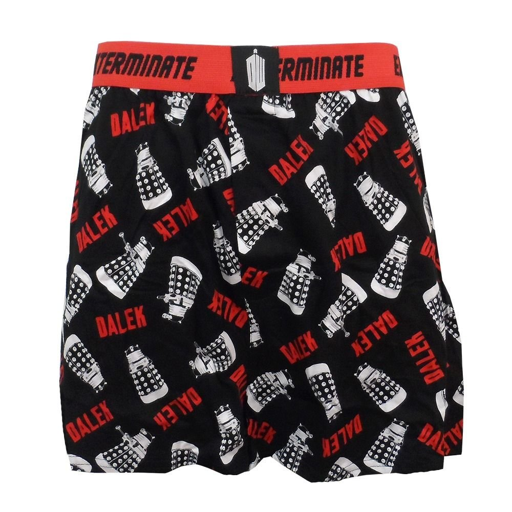 Doctor Who Daleks All Over Boxers X-Large Underboss