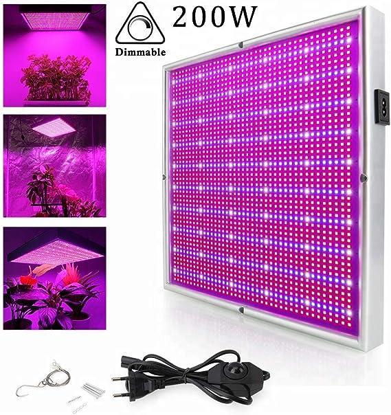 xjled 45 W 225 ledes LED planta lámpara de longitud de onda preciso espectro de partículas fotosíntesis favorece una óptima disipación del calor ideal, mientras bajo voltaje funciona, Generales verlässt dentro de
