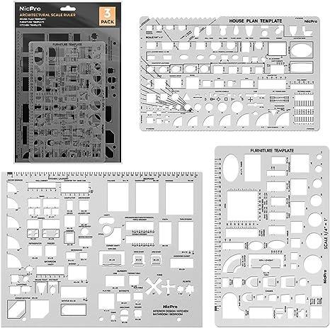 Architect furniture template