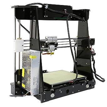 Anet A8 Impresora 3d Kit selbstbauen pantalla LCD ABS PLA ...