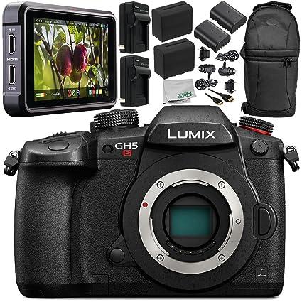 Amazon.com : Panasonic Lumix DC-GH5S Mirrorless Digital ...