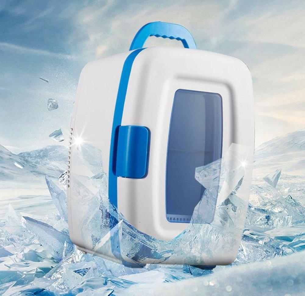 HM&DX Portátil Termoelectrica Mini Frigorífico,Coche Uso Casero,Refrigerador Y Calentador Función 10 litros Compacto Mini Nevera Refrigerador: Amazon.es: ...