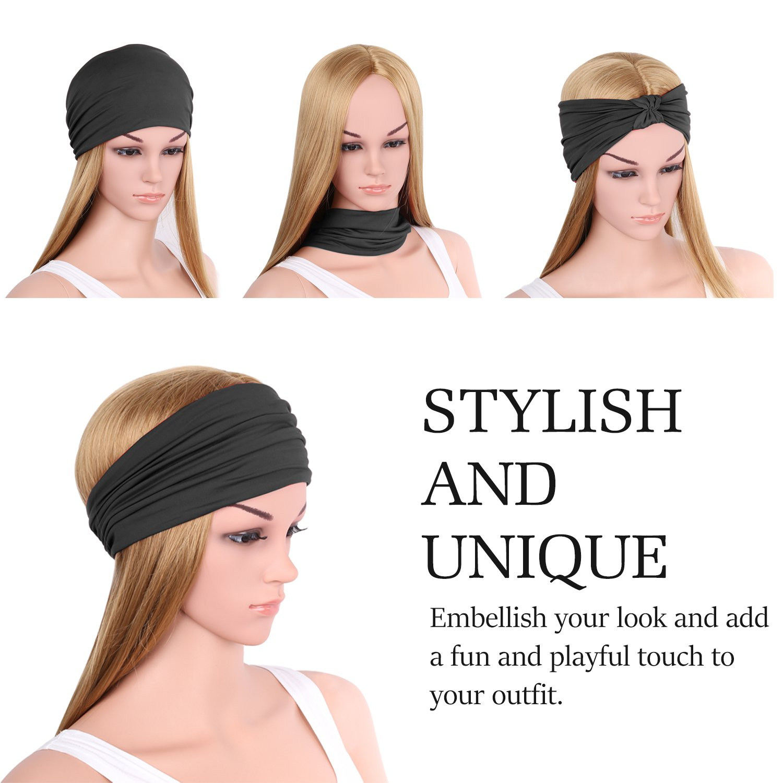 Amazon Com Moko Versatile Lightweight Sports Headband Breathable