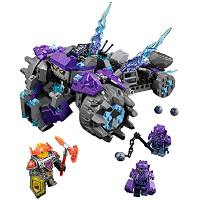 LEGO Nexo Knights The Three Brothers 70350 Childrens Toy: Toys & Games