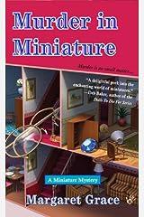 Murder in Miniature (A Miniature Mystery) Mass Market Paperback