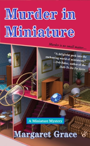 Murder in Miniature (A Miniature Mystery) for sale  Delivered anywhere in USA