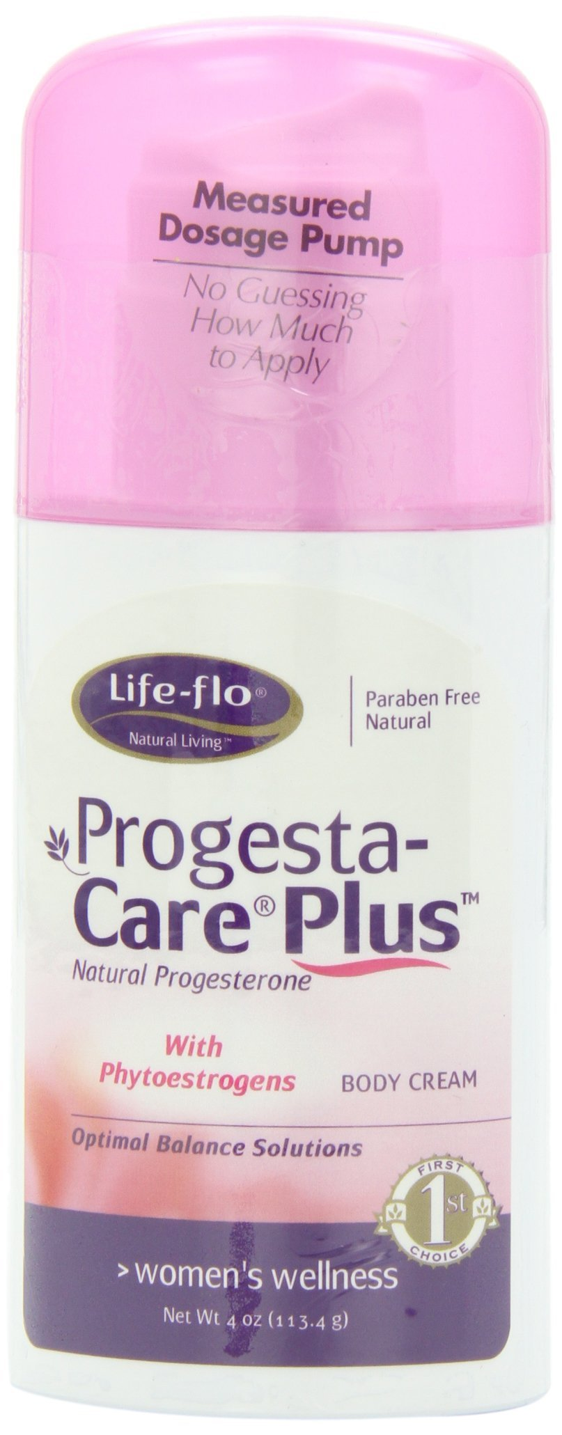Life Flo Progesta Care Plus Natural Progesterone