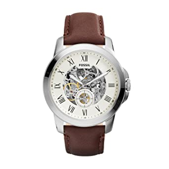 fossil men s watch me3052 amazon co uk watches fossil men s watch me3052