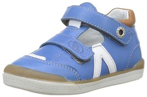 Babybotte SIYOU, Baskets Hautes Garçons, (Bleu 703), 23 EU