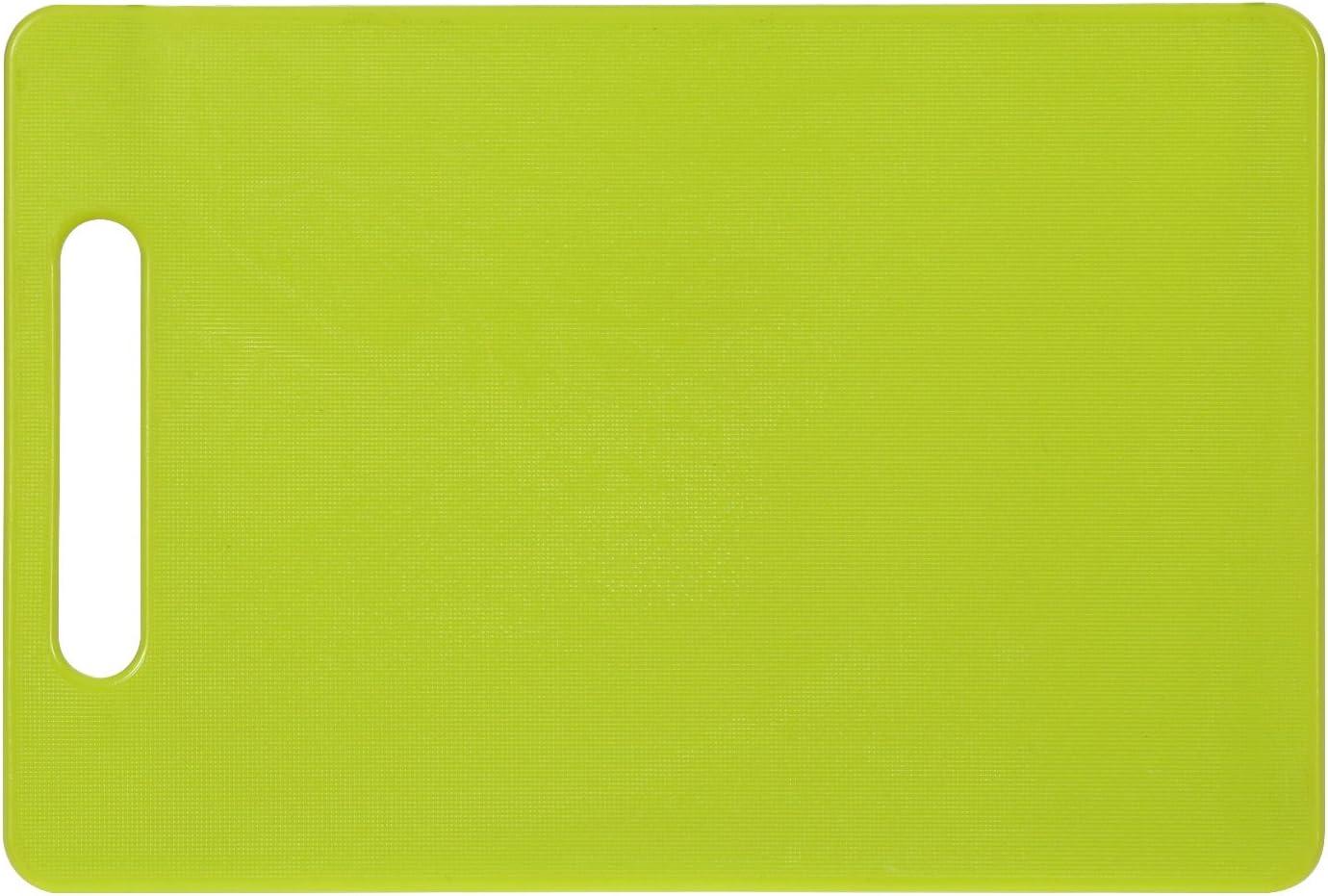 farbige Brettchen B/ütic GmbH Kunststoff Schneidebrett eckig Farbe:Gelb Artikelgr/ö/ße:Schneidebrett 29 x 19.5 x 0.5cm