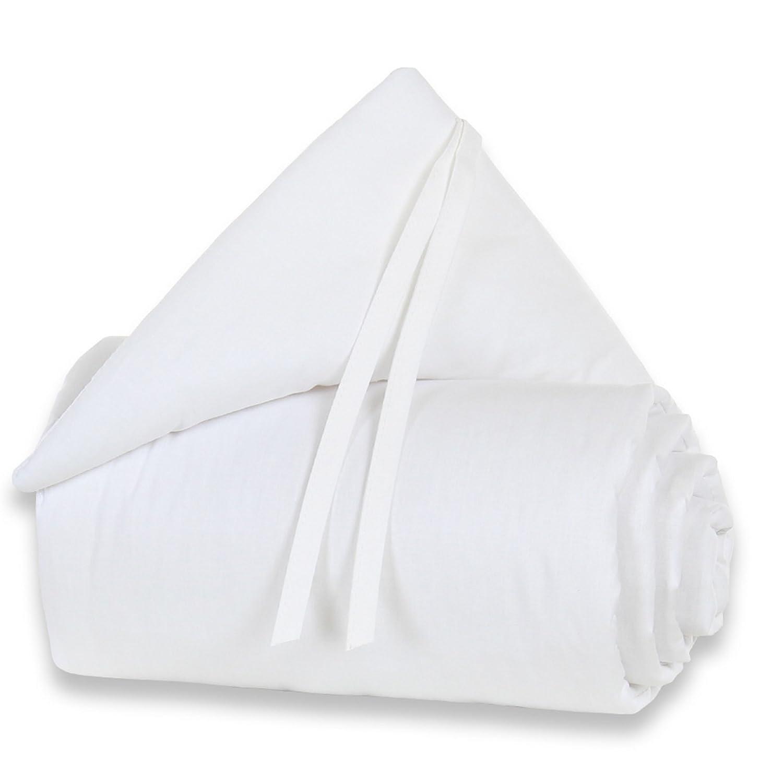 Babybay Cuna Organic Cotton para máximo y cama con somier, color marrón claro estrellas color blanco blanco weiß: Amazon.es: Bebé