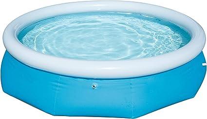 Slabo SO Fast Set Pool | Piscina de jardín con Anillo de Aire Inflable | Piscina Infantil Redonda en un Set Completo | Piscina de Montaje automático: Amazon.es: Electrónica