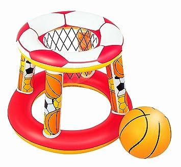 Bestway Canasta Baloncesto Hinchable: Amazon.es: Juguetes y juegos