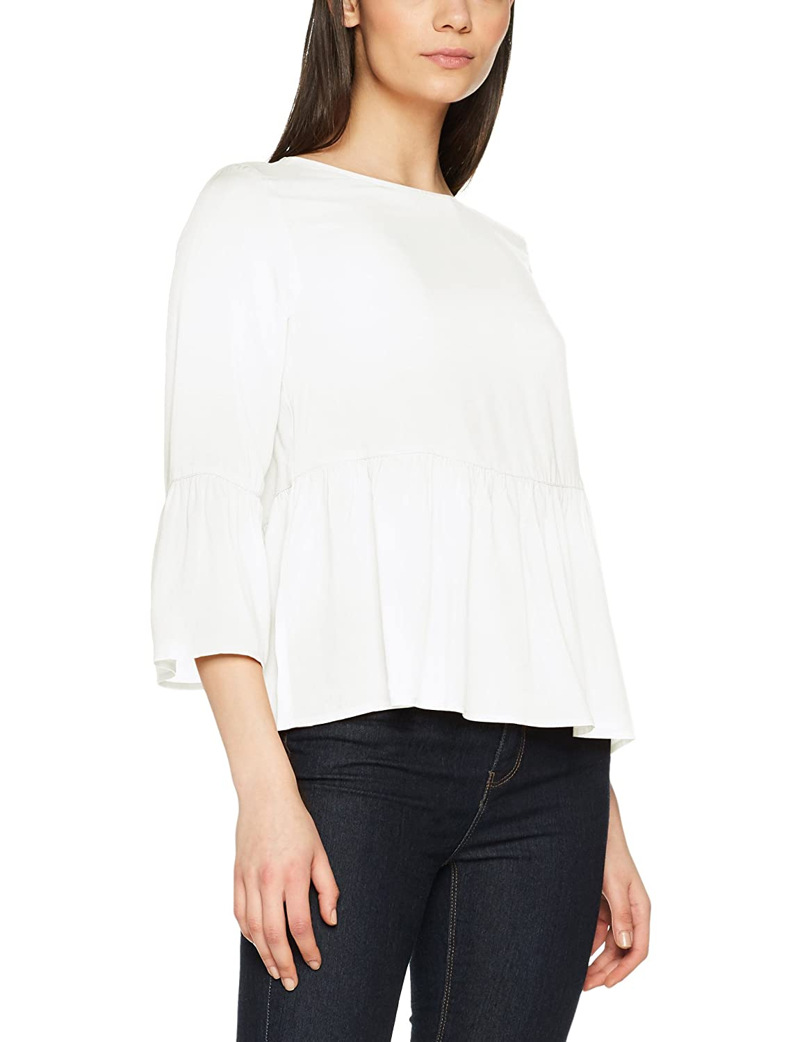 Mavi Damen Bluse Long Sleeve Blouse